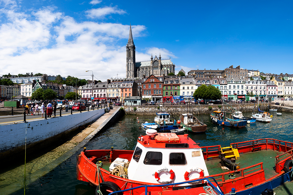 Ireland Family Vacations - Cobh