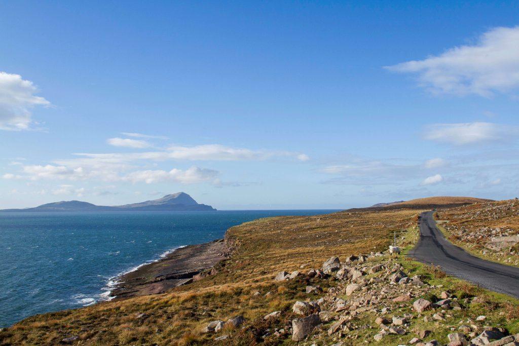 Driving In Ireland - Spanish Armada Viewpoint, Corraun Peninsula, Co Mayo