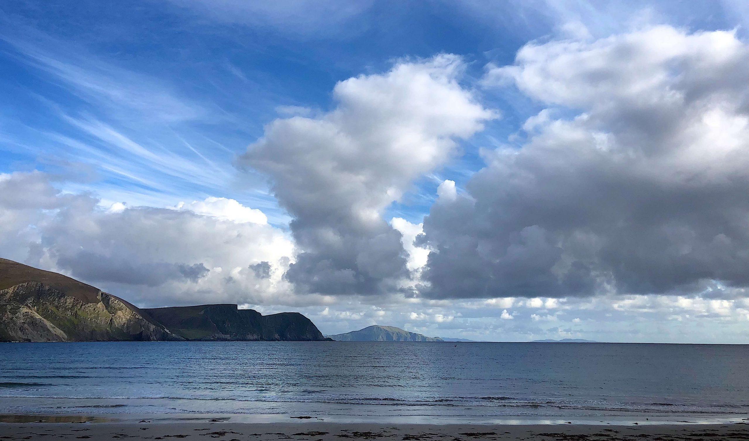 Clew Bay, Westport, County Mayo, Wild Atlantic Way Ireland