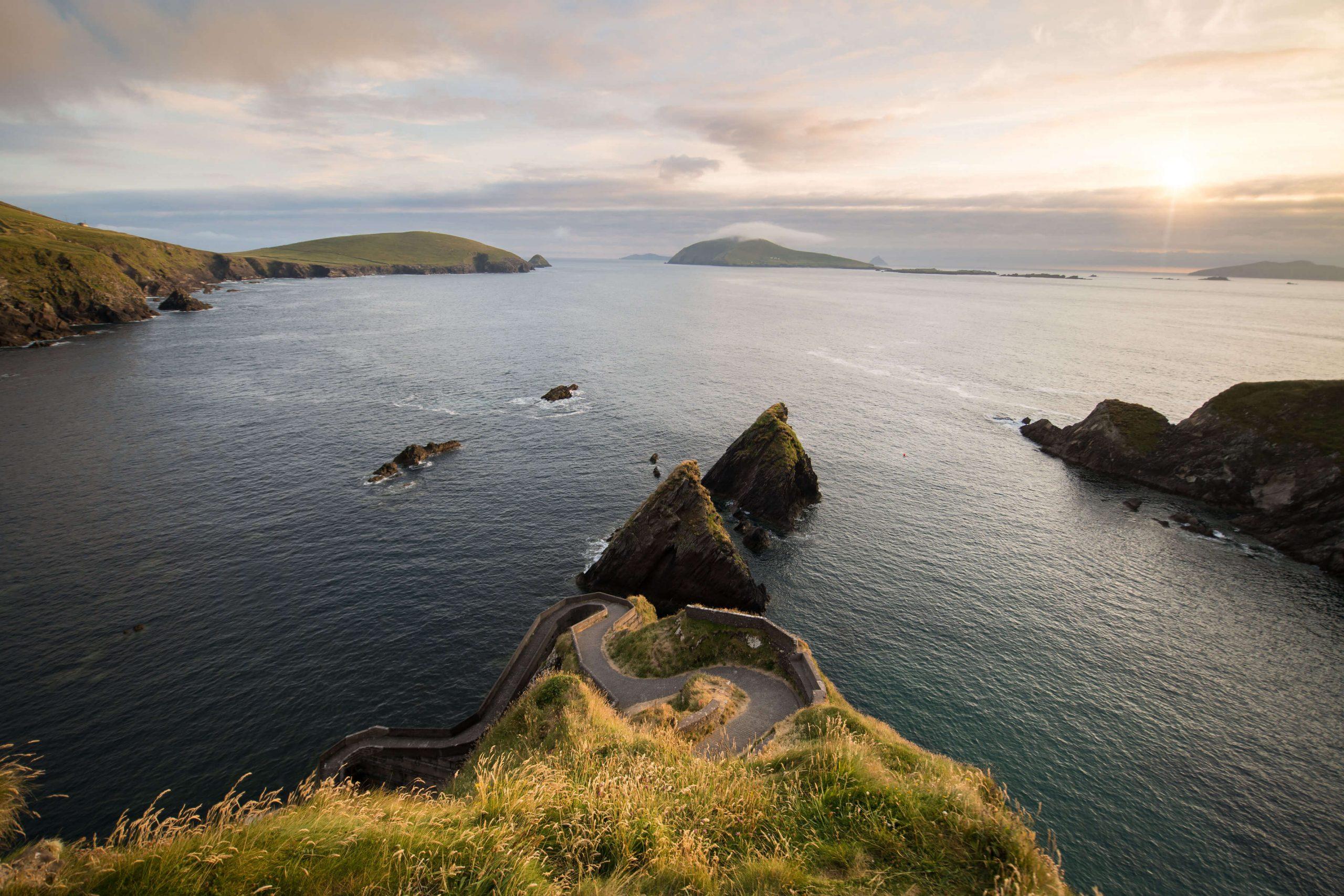 Dunquin Harbour, County Kerry, Dingle Peninsula, Wild Atlantic Way