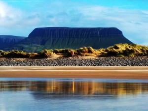 Benbulben Mountain, Co. Sligo
