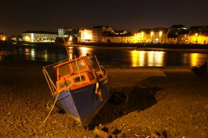 The Claddagh, Galway.
